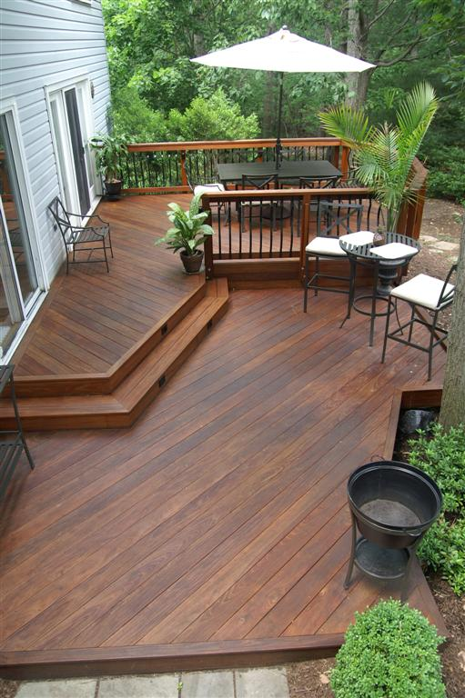 Stained Deck - Image from: http://members.nadra.org