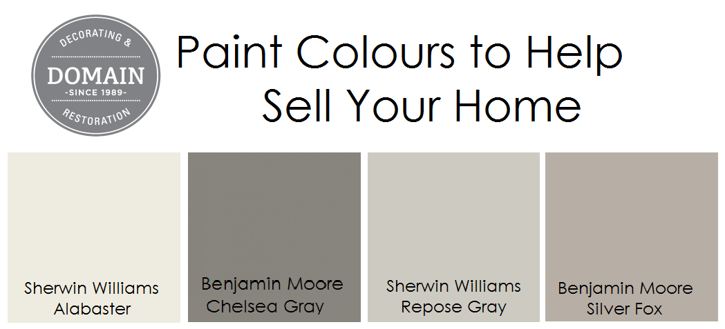 Paint colors to sell your home 2017 28 images 1000 for Best color to paint house to sell